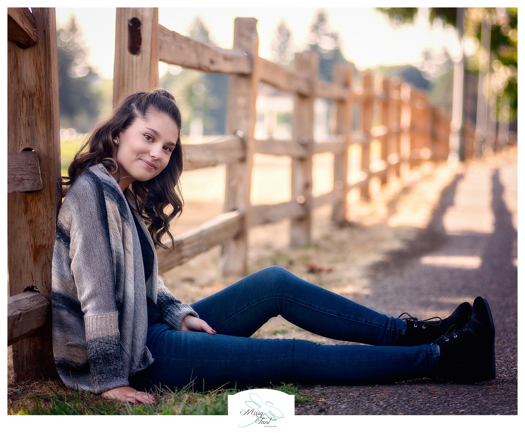 Senior Pictures Vancouver wa