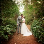 Vancouver, WA Wedding Photographer | A Forest Wedding with Mariessa and Sean
