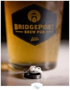 Bridgeport Brewing Wedding