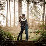 Hoyt Arboreteum Engagement | Amanda and Jamison