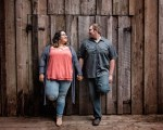 Cedar Creek Grist Mill Engagement with Tallen and Elizabeth