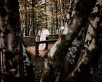 Dani and Travis | A Fairytale Wedding in the Woods.