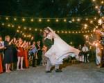 Nikki and John's Wedding at Trinity Pines.