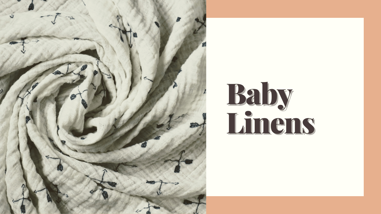 Baby Linens | What I have and How many I have