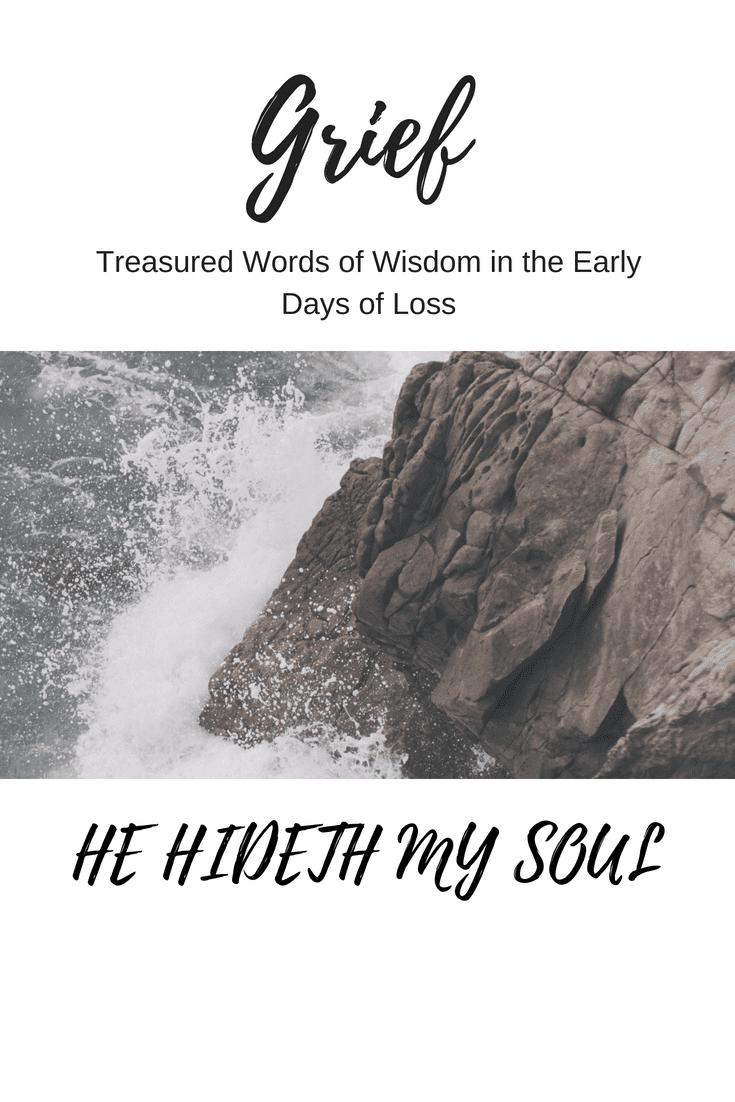 He Hideth My Soul II