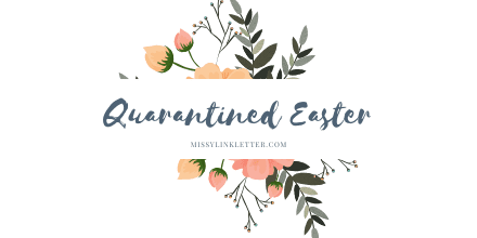 Quarantined Easter CV Lay-Off Day: 24