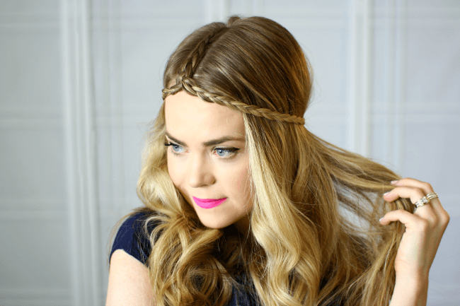Bohemian Hairstyles For Medium Hair