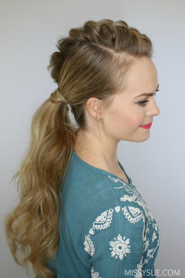 3 Coachella Inspired Hairstyles MISSY SUE