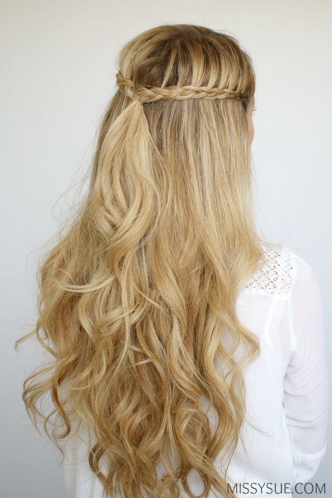 Mini Braids And Beach Waves Obsigen