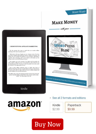 Make Money With Your WordPress Blog - Buy Now on Amazon