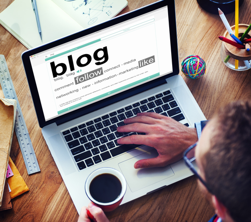 4 Tips for Designing Eye-Catching Blogs