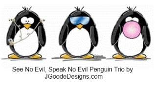 See No Evil, Speak No Evil - Affiliate Marketing