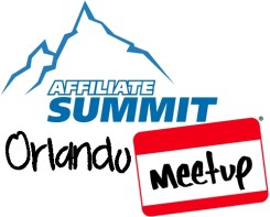orlandomeetuplogo Next Free Affiliate Summit Orlando Meetup is Tuesday, October 29th