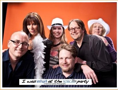 Darren Rowse, Missy Ward, Krista Neher, Chris Brogan, Brian Clark, Liz Strauss