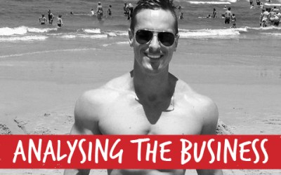 MBA 041: Film School to Fitness Fanatic with JACQUE VISAGIE