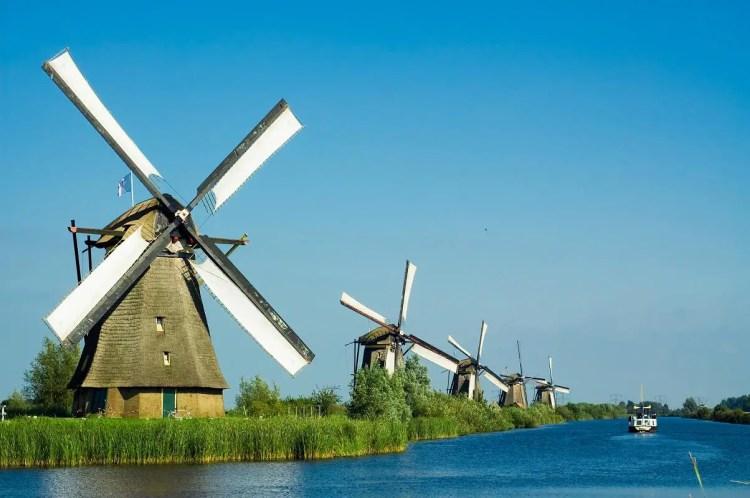 Ekonomi Negara Belanda