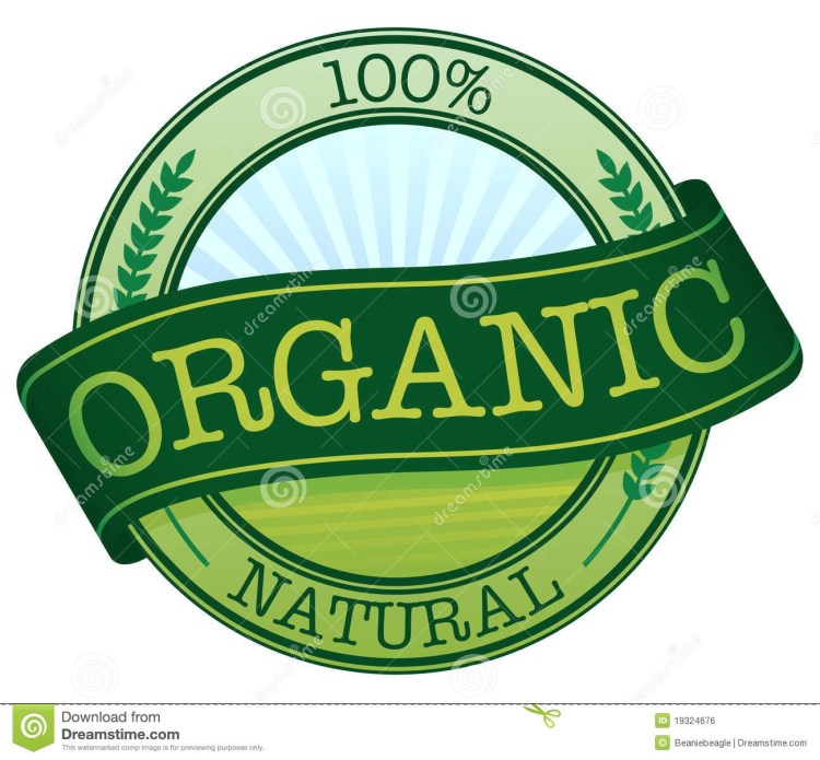 Certificate of Organic Coffee 100%