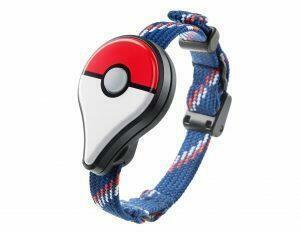 Un bracelet connecté pour Pokémon GO