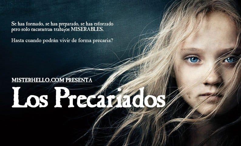 CXXXIX | LOS PRECARIADOS, UNA NUEVA CLASE SIN CLASE