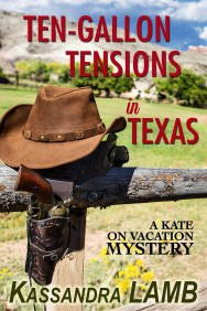 cover of Ten-Gallon Tensions in Texas