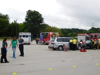 "The Friday morning ""announcement"" at WPA was a staged car crash. They brought in a friggin' helicopter!"