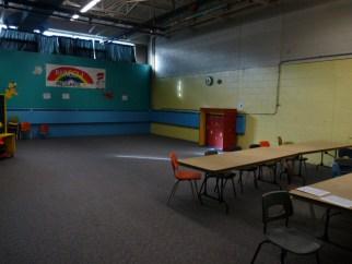 empty daycare center