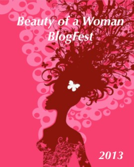 Beauty of a Woman Blogfest badge