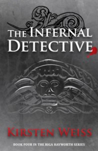 cover of The Infernal Detective