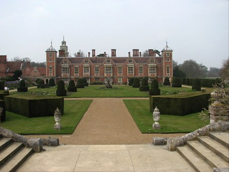 Blickling Hall and grounds
