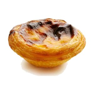 Traditional Portuguese Custard Egg Tart 60g
