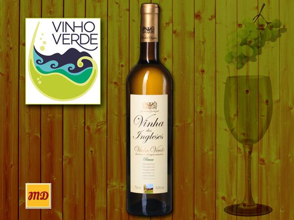 Vinho Verde Branco or White Green Wine