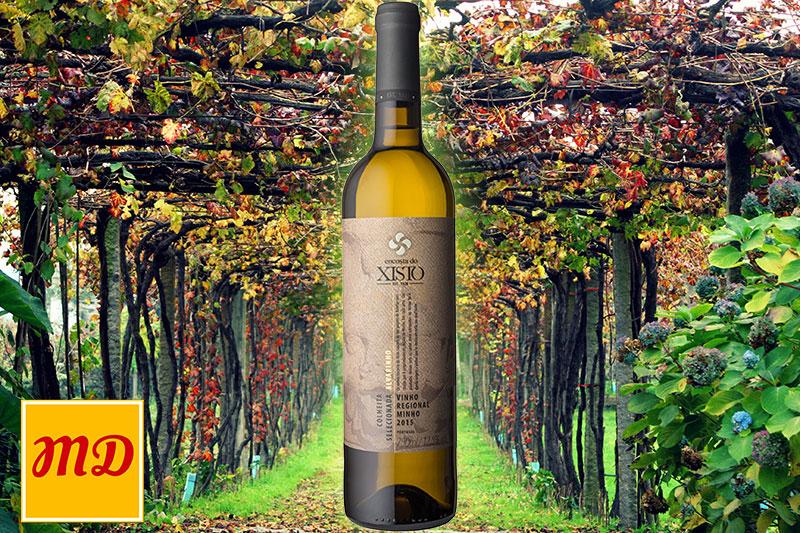 Alvarinho White Wine