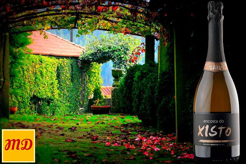 Sparkling white wine reserve brut