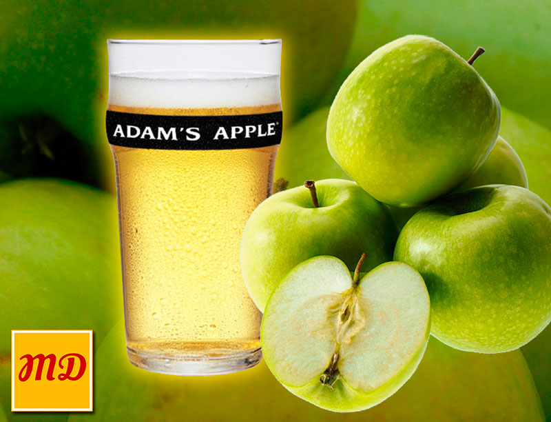 Cider Adam's Apple