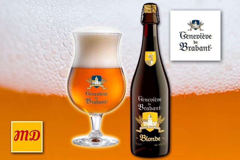 Beer Geneviève de Brabant Blonde