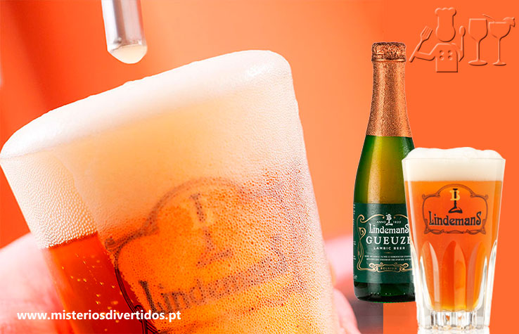 Lambic Beer Gueuze