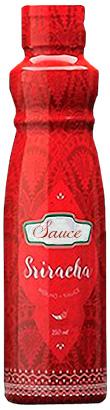 Sriracha Sauce Bottle