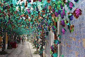 Tomar City Street