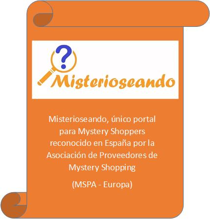 Reconocimiento MSPA Europa