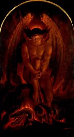 Rappresentazione di Satana nel satanismo.