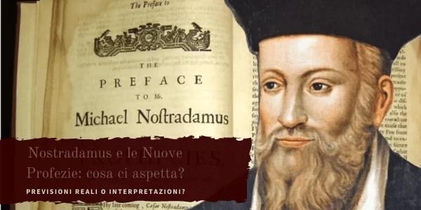 Le quartine, raccolte in un libro intitolato Les Propheties: profezie di nostradamus.