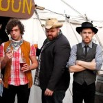 Cowboy themed party band