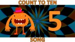 Count to Ten Song for Preschool Children