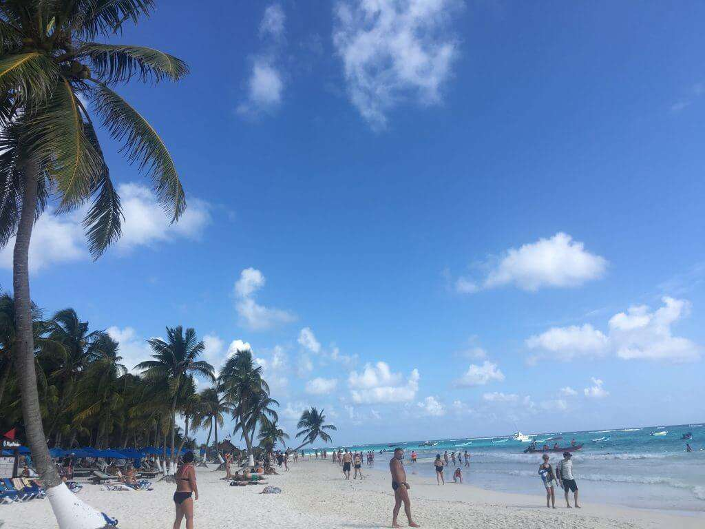 Männer Blog Lifestyle Travel Paradise Beach Tulum Mexiko