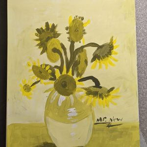 Life Drawing/Painting Class – 10am June 22-25, 2021