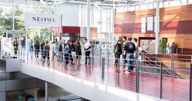 NEOMA Business School surmonte la COVID-19, en lançant le premier campus numérique d'Europe