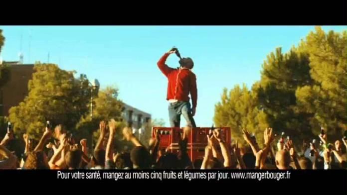 La publicité TV Coca-Cola pour l'UEFA EURO 2016