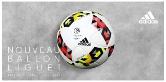 Ballon Ligue 1 2016-2017