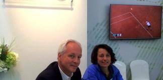IBM partenariats sportifs
