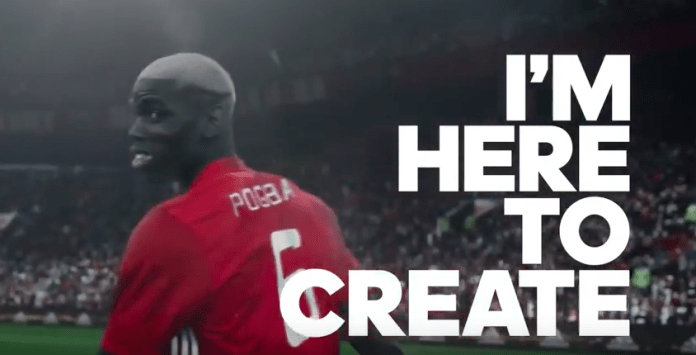 Football Needs Creators Adidas Paul Pogba